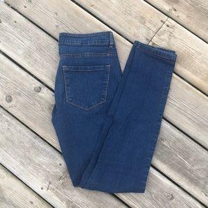 Ardene Basic Denim Skinny Jeans 7
